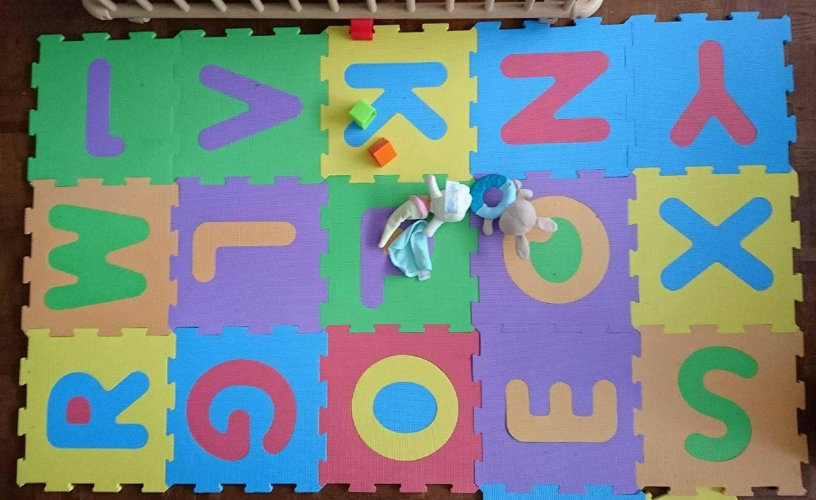 Tapis Puzzle Toys R Us